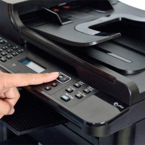 vendita stampante nera
